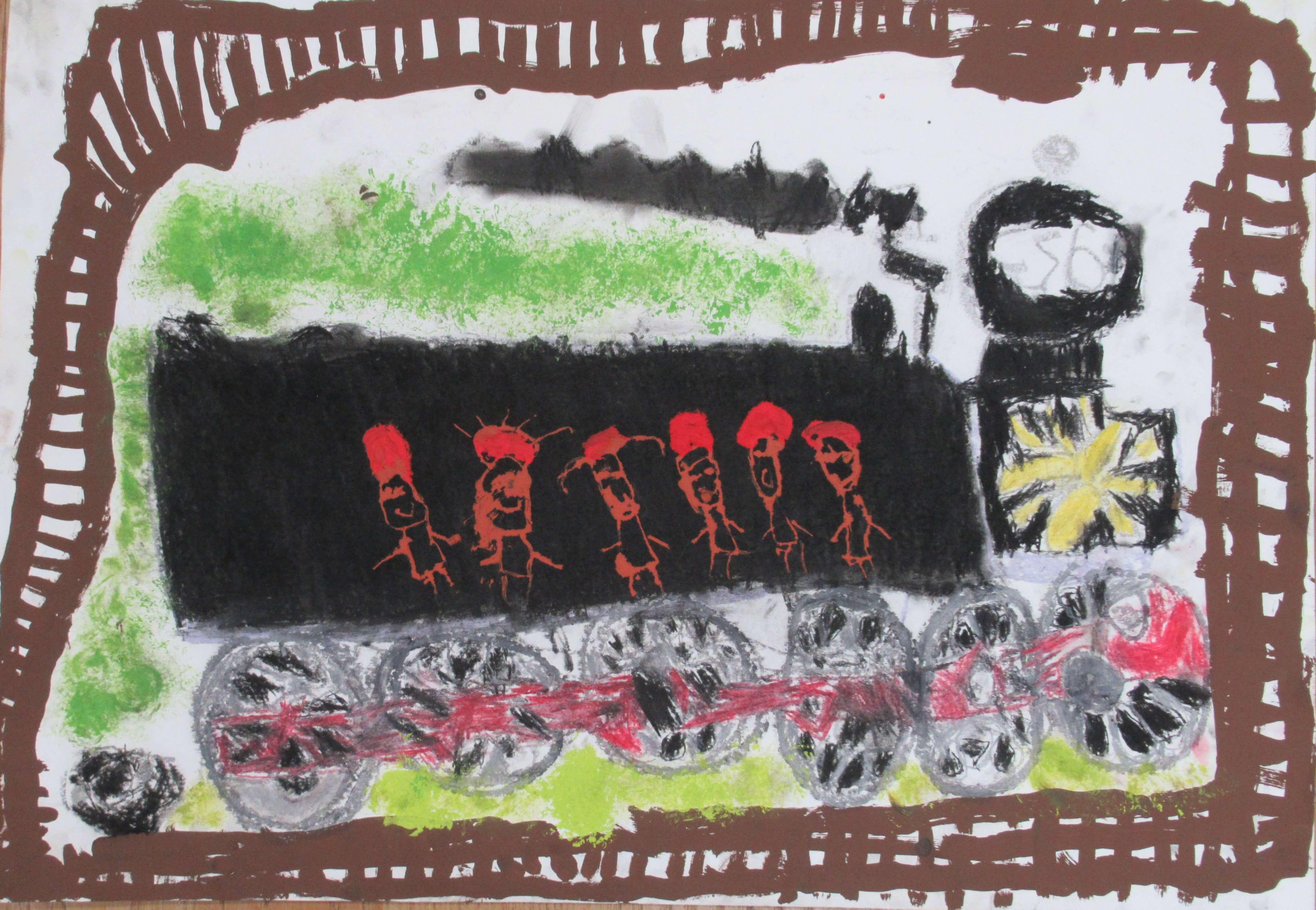走れ!蒸気機関車